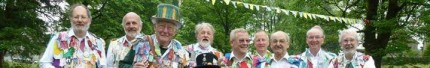 The Forest of Dean Morris Men
